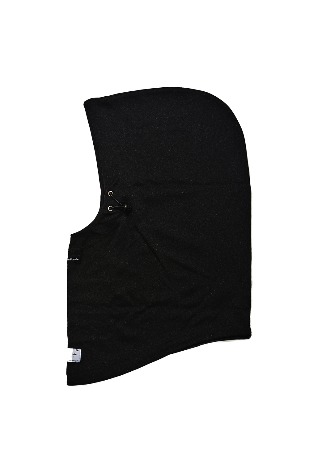 HOOD WARMER / SPANPITCH | BLACK