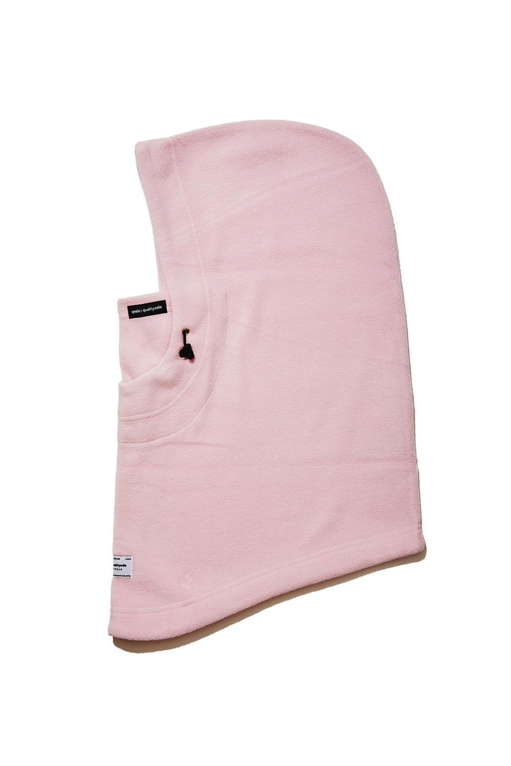 HOOD WARMER / FLEECE | PINK
