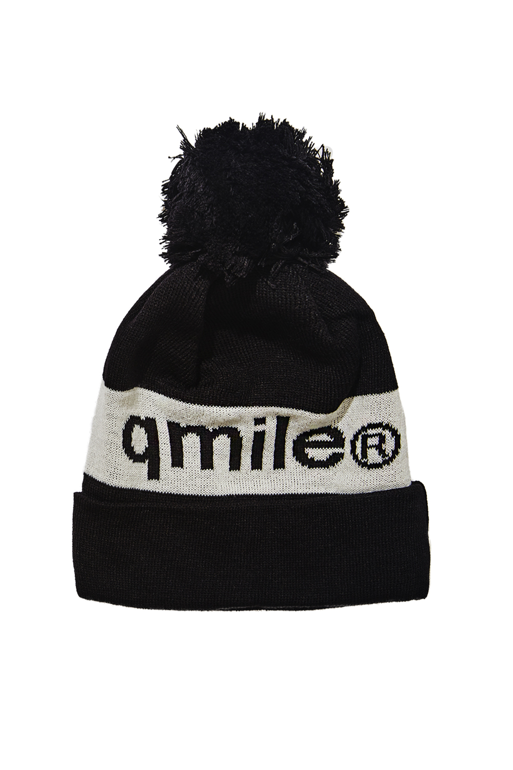 TYMAX LOGO BALL BEANIE | BLACK