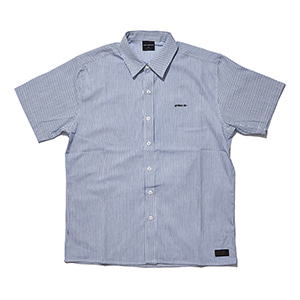 NB02 (nambang) short sleeve blue stripe