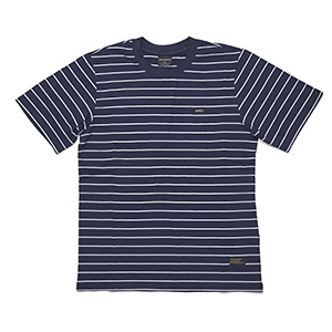 WP (zullmoonie) short sleeve navy/white