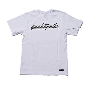 QS07 (qmile seoul 07) short sleeve white