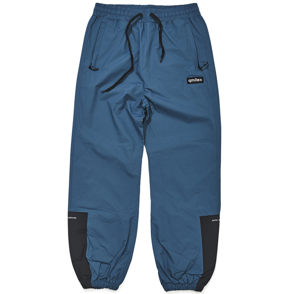 472 TRACK JOGGER 	BLUE-GREEN