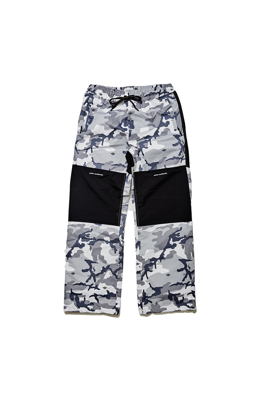 HARD TARINING PANTS | GREY CAMOUFLAGE