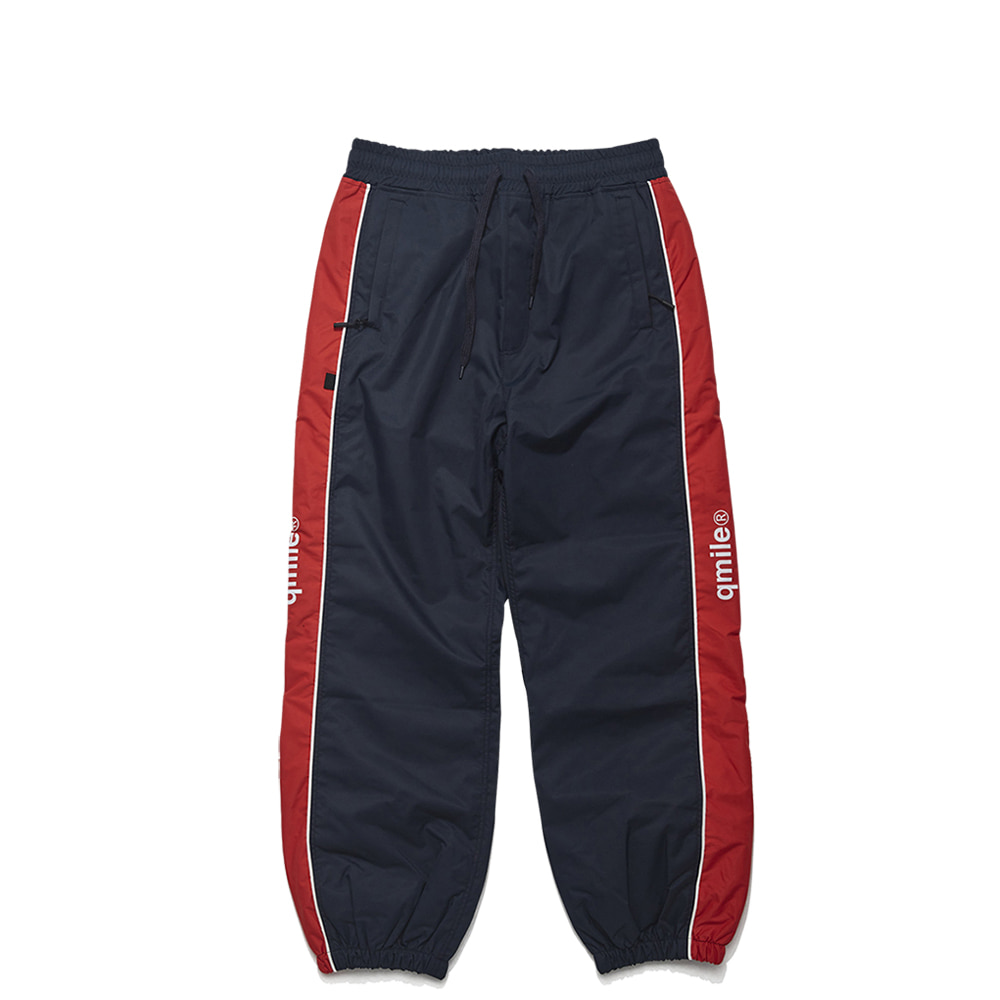42C WIDE JOGGER NAVY