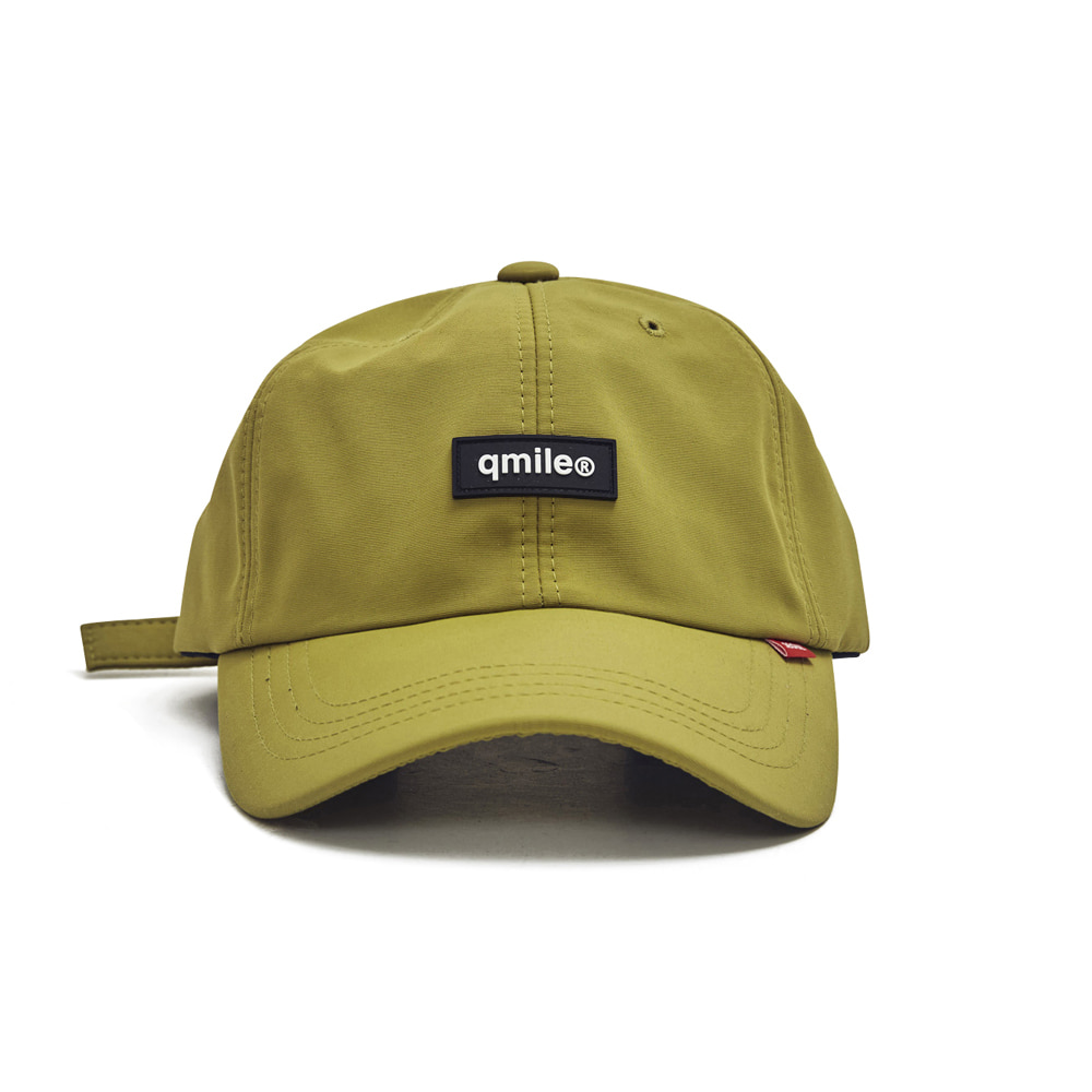82B RUBBER WAPPEN CAP GREEN