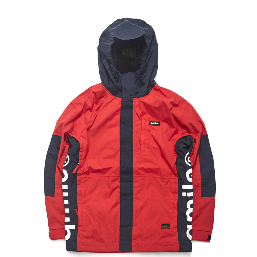11A MESAN JACKET CHERRY RED